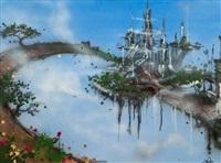 garden in the sky by xenz