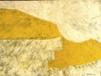 composition jaune by serge poliakoff