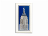 empire state building by richard haas