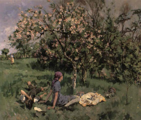 merry merry may by anna airy