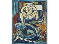 lovers i by billy childish