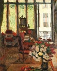 l'atelier du peintre, rue de rochechouart by octave linet