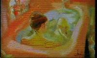 le bain by marina andreevskaya