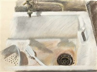 belfast sink, study by blaise smith