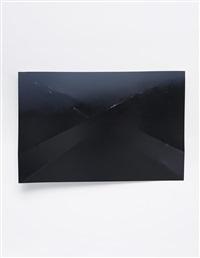 untitled (smoke 1) by oscar tuazon
