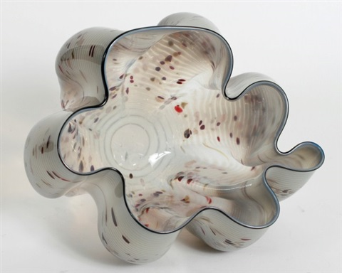 bowl by dale chihuly