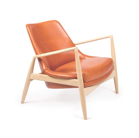 Seal Chair By Ib Kofod Larsen