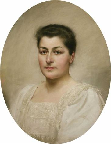 bildnis maria elisabeth josepha gräfin kinsky von wchinitz und tettau by austrian school 20