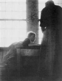 mother and child by nell dorr
