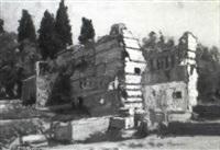les ruines de cinna by l. santa maria