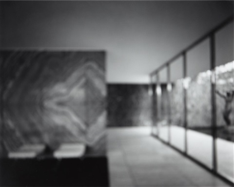 no 922 from the german pavillion by mies van der rohe by hiroshi sugimoto