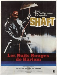 shaft, les nuits rouges de harlem by gordon parks