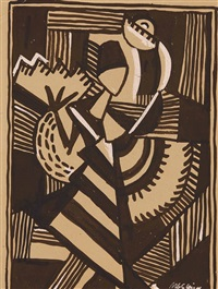 danseuse espagnole by albert gleizes