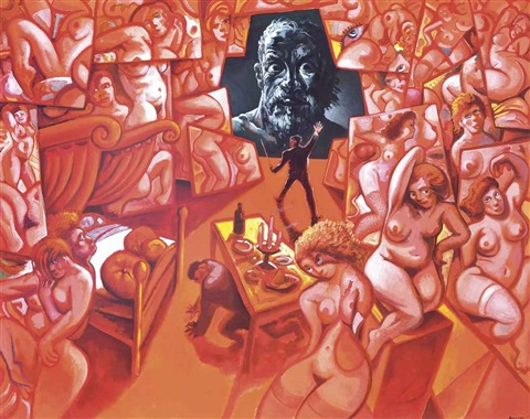 nemesis by peter howson