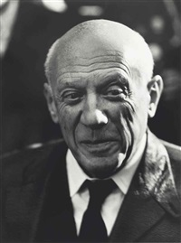 pablo picasso by hilmar pabel
