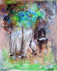tango (de la serie de los pantalones sublevados) by eduardo gualdoni