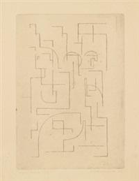 konstruktivistische komposition by wobbe alkema