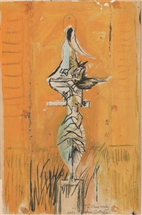 composizione by graham sutherland