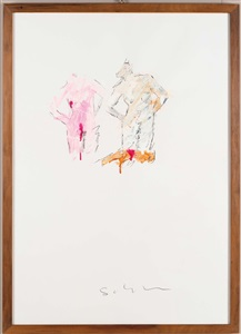 artwork by mario schifano