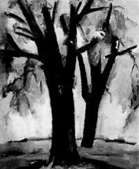 marronniers (kastanienbäume) by lilly steiner
