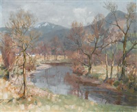 schichalion, perthshire by william wright campbell