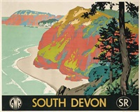 south devon by frank newbould
