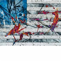 untitled (flag) by saber