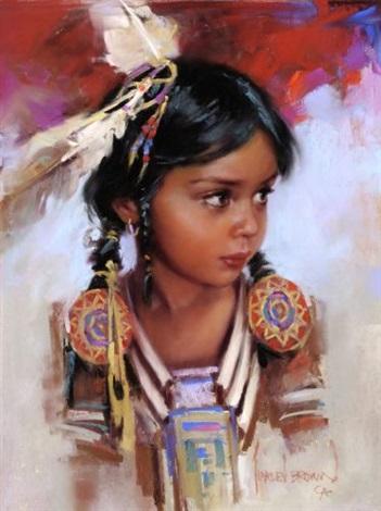 ayasha by harley brown