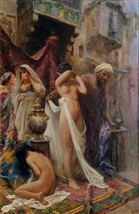 la vente de l'esclave blanche by fabio fabbi