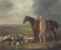 sir rowland hill, of hawkstone (1772-1842) by william smith