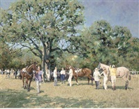 the paddock by paul s. gribble