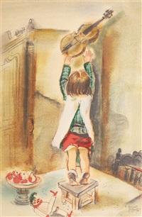 vioara din cui by aurel jiquidi