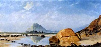 low tide by henry e. tozer