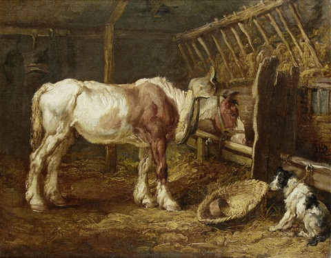 The old workhorse by James Ward on artnet