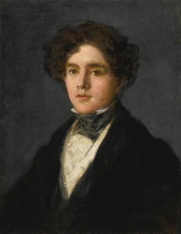 portrait of mariano goya the artists grandson by francisco de goya