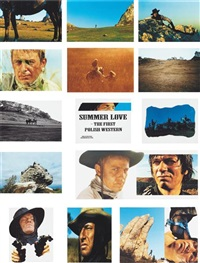 summer love- the first polish western (16 works) by piotr uklanski