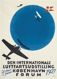 den internationale luftfartsudstilling by valdemar andersen