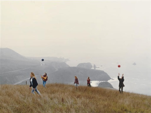 one red one blue jenner california by justine kurland