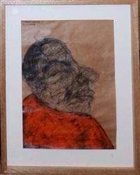 portrait de profil by albert adam