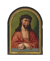 christ as the man of sorrows by flemish school-bruges (16)