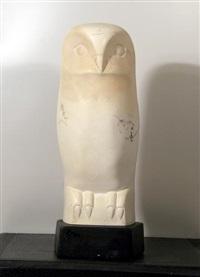 owl by cleo hartwig