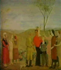 la fete by nicolai leontiev