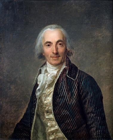portrait de guillou gouverneur de la martinique by antoine vestier