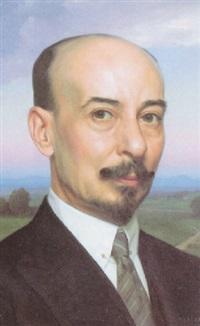 retrato del sr. segarra by fernando labrada