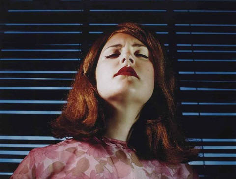 eva from week end by alex prager