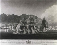 the battle of algeciras by j.c. stadler