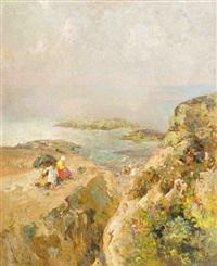 bord de mer by giuseppe francesco piana