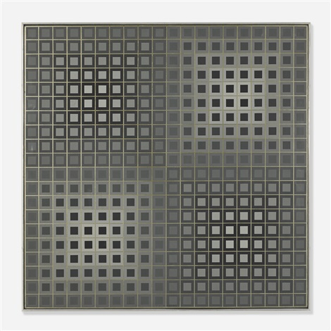ezus by victor vasarely