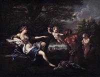 venere e fauno by filippo lauri
