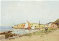 fishing village by eyres simmons